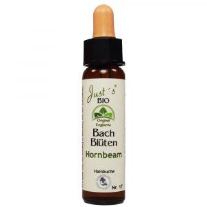 Hornbeam/ Hainbuche Nr. 17 Bio Bachblüten Tropfen original englische Qualität